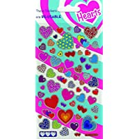 Paper Projects Happy Hearts Sparkle Stickers