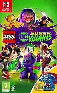 LEGO DC Super-Villains (Toy Edition) (Nintendo Switch)