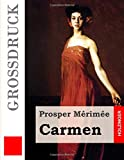 Carmen (Großdruck) - Prosper Mérimée