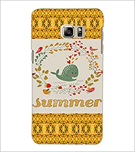 PrintDhaba Cartoon D-5027 Back Case Cover for SAMSUNG GALAXY NOTE 5 (Multi-Coloured)