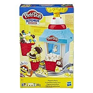 Play-Doh Fábrica De Palomitas (Hasbro E5110EU4)