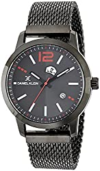 Daniel Klein Analog Black Dial Mens Watch - DK11625-5