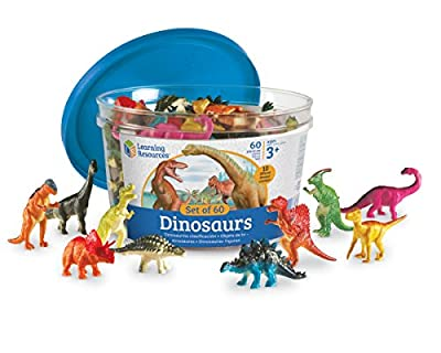 Learning Resources Dinosaur Counters from Learning Resources Ltd