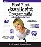 Image de Head First JavaScript Programming: A Brain-Friendly Guide