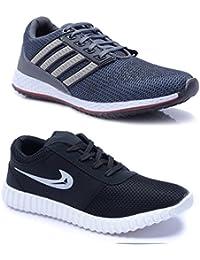 Raftaar Grey Black Sneakers Combo| Killer Deal | Sneaker Combo