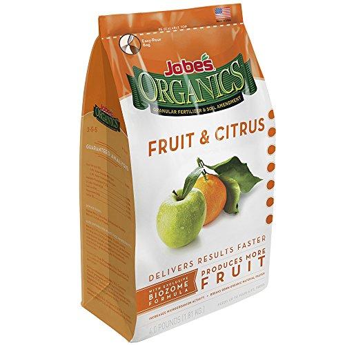 jobes-09226-organic-fruit-citrus-granular-fertilizer-4-pound-bag