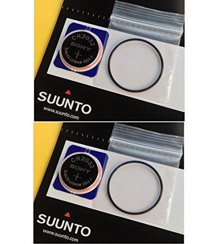 Lotto di 2 Kit Suunto Lumi / Core computer da polso batteria