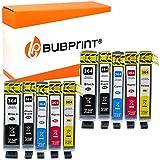 10 Bubprint Druckerpatronen kompatibel für HP 364XL für DeskJet D5460 PhotoSmart 7510 7520 e-All-in-One B8550 C5324 C5380 C6324 C6380 Premium C309g C310a C410 C410b Fax C309a