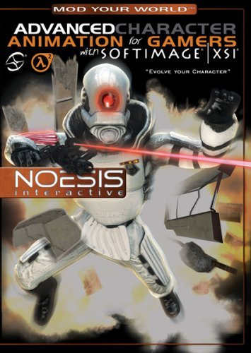 Advanced Character Animation for Gamers with SoftImage|XSI Xsi Dvd