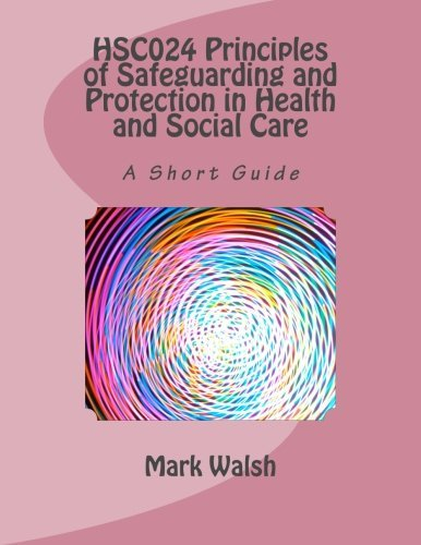 hsc 024 safeguarding unit 5 Download nvq health and social care level 3 answers to the 28 credits from the 9 mandatory units hsc 024 principles of safeguarding and protection in health and.