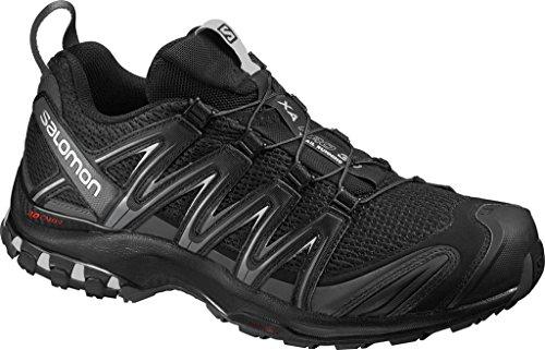 Salomon XA Pro 3D, Chaussures de randonnée homme Black / Magnet / Quiet