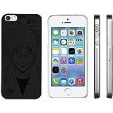 Akagi, Highend Berry Zusammenarbeit Hartschalen-Schutzhülle für iPhone 5/5s (Akagi/Schwarz)
