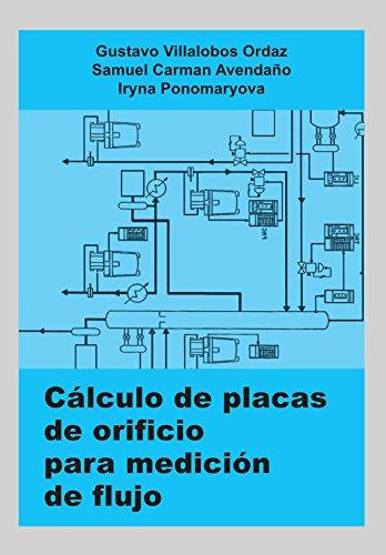 Cálculo de placas de orificio para medición de flujo