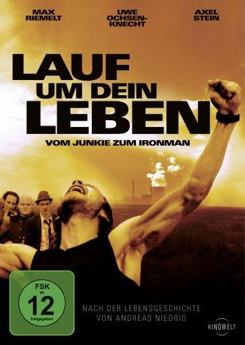Lauf um dein Leben - Vom Junkie zum Ironman (Drogen-filme Dvd)