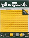 OZ International Lot de 20 Papiers origami 15 x 15 cm motif Etoiles Couleurs Assorties...