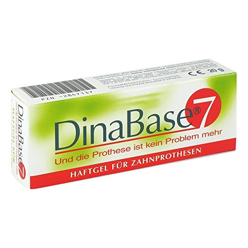 Dinabase 7 unterfütt.Haft 1 stk
