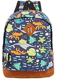 Y-BOA Mini-Sac à Dos École Scolaire Maternelle Garderie Enfant Bambin Backpack Cartable pour Bébé 0-6ans