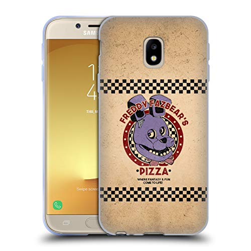 Official Five Nights At Freddy's Bonnie Freddy Fazbear's Pizza Soft Gel Case for Samsung Galaxy J3 (2017)
