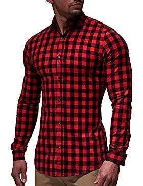 LEIF NELSON -  Camicia Casual  - Uomo
