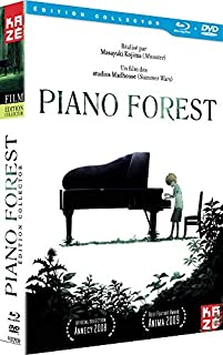 Piano Forest - Edition Ultime [Combo Collector Blu-ray + DVD] [Édition Collector Blu-ray + DVD] (B0176W7EZI) | Amazon Products