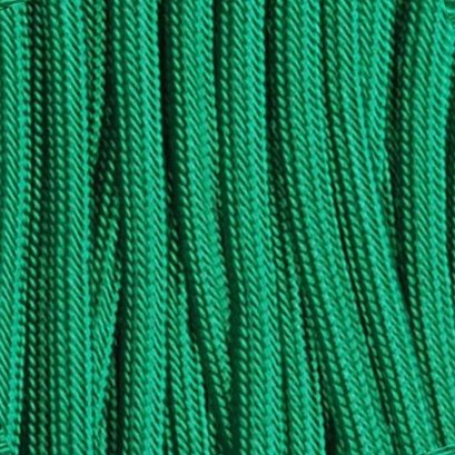 KELLY GREEN Paracord 550 15.24 meters Schwingspule