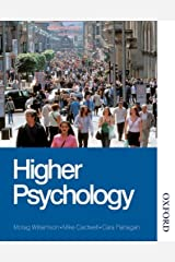 Higher Psychology Paperback