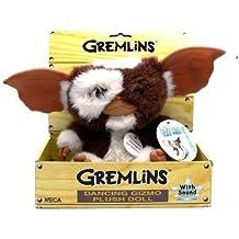 Gremlins 634482000000 - Gizmo peluche bailarín, 20 cm (Neca NEC0NC30630) - Peluche Gizmo bailarín