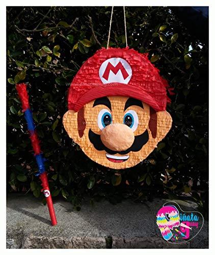 inata Super Mario (Ent) (Optionaler Stick) ()