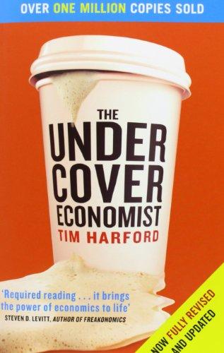 Buchseite und Rezensionen zu 'The Undercover Economist' von Tim Harford