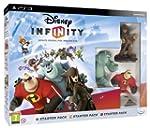 Disney Infinity Starter Pack [import...