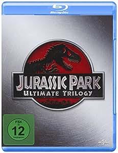 Jurassic Park - Ultimate Trilogy [Blu-ray]