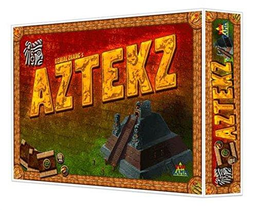 YUNGAMES Aztekz - befreien Sie die verlorenen Seelen (Gesellschaftsspiel)