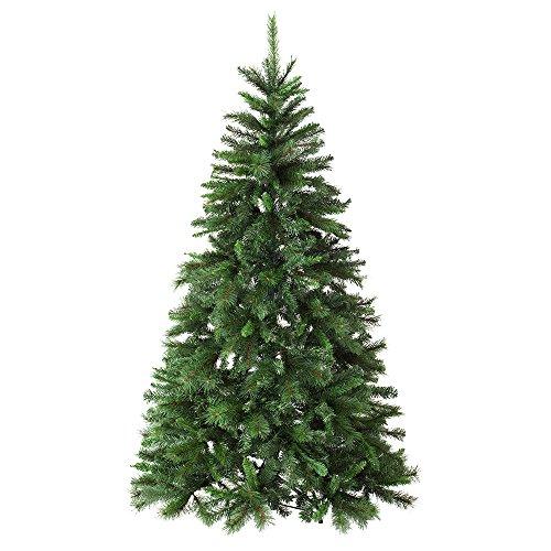 Foto de Catral Minsk - Árbol de Navidad, altura de 1,80 m, color verde