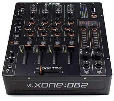 Allen And Heath Xone DB2 Professional Effects Mixer