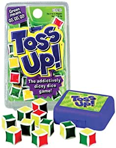 Toss-Up Game-