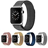 Apple Watch Band,42mm Mesh Replacement S...