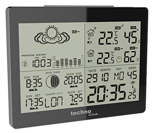 Estación meteorológica GARNI WS 6760