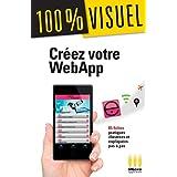 100% VISUEL£CREEZ VOTRE WEBAPP