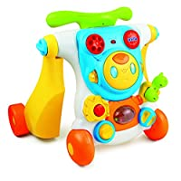 Weina 2 In 1 Ride-On Robot Walker, 9M+ - Multi Color