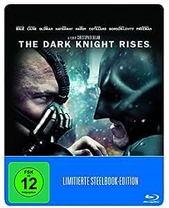The Dark Knight Rises (Steelbook) (exklusiv bei Amazon.de) [Blu-ray] [Limited Edition]