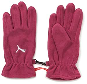 PUMA Handschuhe Fundamentals Fleece, festival fuchsia-white, XS, 040736 03