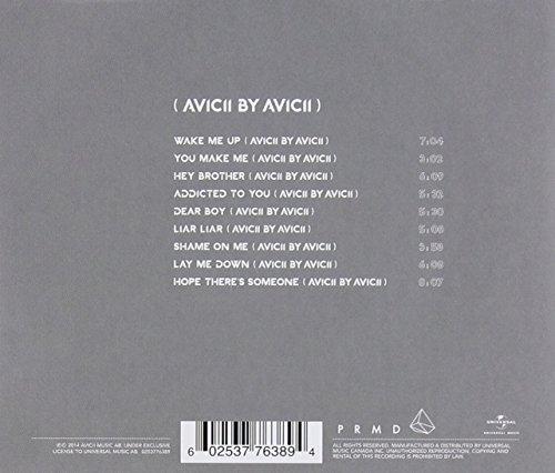 True:Avicii By Avicii [Import allemand]