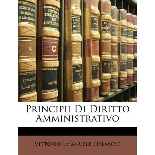 Principii Di Diritto Amministrativo