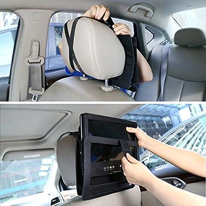 NAVISKAUTO-Auto-KFZ-Kopfsttzenhalterung-KopfstTZE-Halterung-GEHuse-fr-Tragbarer-DVD-Player