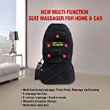 Best Car Massagers - New Multi-Function Seat Massager for Home & Car Review