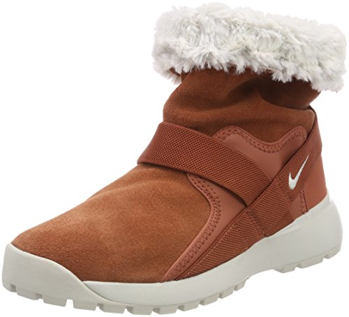 Nike Damen Wmns Golkana Boot Schneestiefel, Orange (Dusty Peach/Light Bone/Light Bone 203), 39 EU (Winter Nike Stiefel)