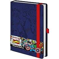 Cuaderno de Marvel SR72206 Capitán América (A5)