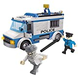 Vivir 81 Pieces Police and Thief Toys for Kids