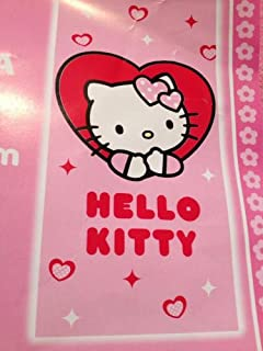 SETINO 821-527 70 x 140 cm Telo mare Hello Kitty
