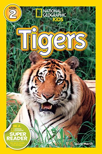 Tigers (National Geographic Readers)